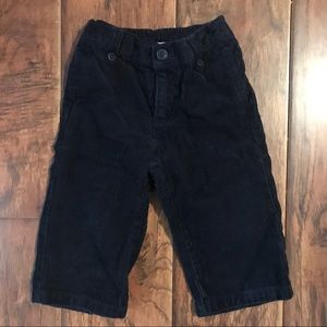 Janie and Jack Corduroy Pants Toddler 12-18 mos